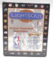NBA Lights Out Sports Fans Screen Saver Microsoft Windows Compatible 1994 Sealed