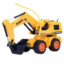 TerraDRONE Remote Control RC Construction Toy Excavator Truck Engineering Digger
