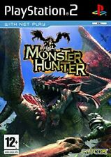RARE* PS2 Monster Hunter Game PlayStation 2