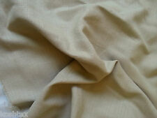 Natural Linen Fabric by the Yard Heavy Weight Upholstery Ref# 101
