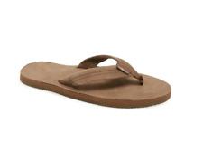 Mens Rainbow Sandals 301ALTS Expresso Single Layer Flip Flop $54