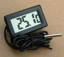 Termometer termometr thermomètre termometro digital -50 +100°C LCD incl. Battery