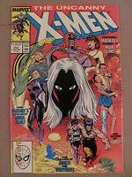 Uncanny X-Men #253 Marvel Comics 9.2 Near Mint-