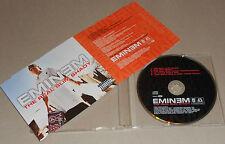 MAXI SINGLE CD Eminem-The Real Slim Shady 2000 4. tracks + video MCD e 32