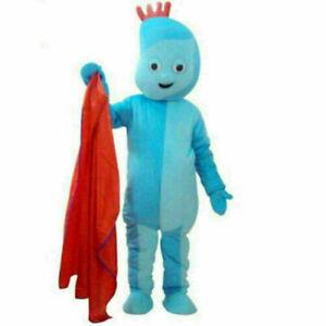 Fancytrader 2020 Iggle Piggle Mascot Costume Halloween