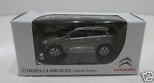 Original Citrön Modellauto C4 Aircross grau AMC019092 3 Inch Citroën