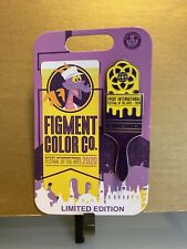 Disney Epcot Festival Of The Arts 2020 Figment Paint Brush Pin New Le 2000 Color
