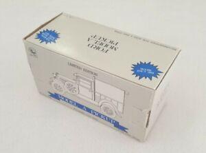 Liberty Classics Salt Flats Ford Model A Pickup Truck Ltd Edition Coin Bank NIB