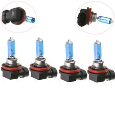 4-Pack H11 12V 55W Super Bright White Halogen Head Light Lamp Bulbs Auto Car Hot