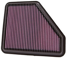 K&N Replacement Air Filter for Toyota Avensis Mk3 (T27) 2.0d (2009 > 4/2015)