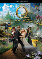 Oz the Great and Powerful (DVD, 2013, Includes Digital Copy) NEW-FACTORY SEALED