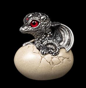 "Windstone Editions ""White Lightning"" Hatching Dragon V2 Test Paint #1"