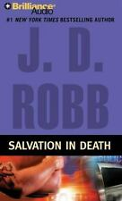 In Death: Salvation in Death 27 by J. D. Robb (2013, CD, Abridged)
