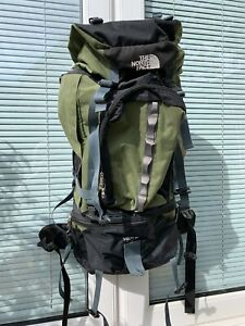 The North Face Vision 80 Hiking Camping Travelling Camping Rucksack Backpack 80L