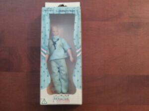 1995 Doll House Family Horseman Neighbors Walter Doll