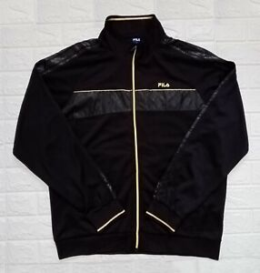 Fila Full Zip Turtleneck Jacket for Men may fit to Medium-Large frame