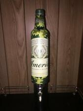 BUDWEISER CAMO BEER TAP HANDLE FOR DRAFT BEER - BOTTLE HONORS USA TROOPS
