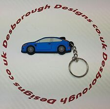 Ford Focus RS  key ring Blue