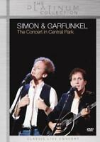 Simon And Garfunkel - The Concert In Central Park (NEW DVD)