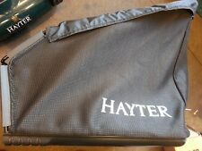 HAYTER HARRIER 48 56  496j  566j  GRASS BAG AND FRAME pro sail 111-9976