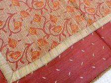 BANDHINI Hand Made Silk-Cotton Jacquard Floor/Headboard Cushion Cover 78x78cm