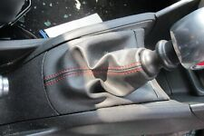 2014 PEUGEOT 208 GTI GEAR LEVER GAITER WITH RED STITCHING