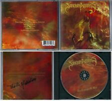 SANCTUM ATLANTIS - The Triumph of Man // Signed // AMON AMARTH ENSIFERUM TURISAS