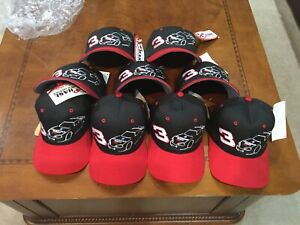 VINTAGE 2001 DALE EARNHARDT Goodwrench Racing HAT CAP NWT RARE NASCAR Kids Size