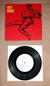 """Billy Bragg - Stampa Alternativa, 1989 - Con 7"""" incluso"""