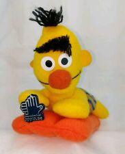 Vintage Applause Sesame Street Bert on raft swimming suit Stuffed Plush Toy
