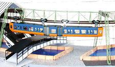 Wuppertaler Schwebebahn H0, 1/87, Grundkasten Gelenkzug, Bausatz