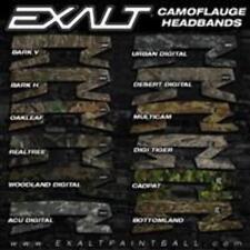 Exalt Paintball / Aorsoft Camouflage Headband Desert Digital [FB5]