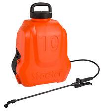 Pompa pressione ELETTRICA spalla lt 10 STOCKER art 238 batt LITIO LEGGERA 2,7 kg