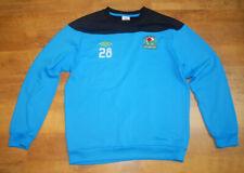 Umbro Blackburn Rovers #28 long-sleeved training top (Size XL)