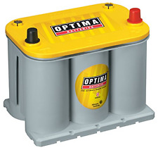 Optima Batteries 8040-218 D35 YellowTop Dual Purpose Battery, New, Free Shipping