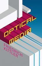 Optical Media by Josef Kittler and Friedrich Kittler (2009, Hardcover)
