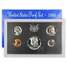 1969 S U.S. Mint Proof Set