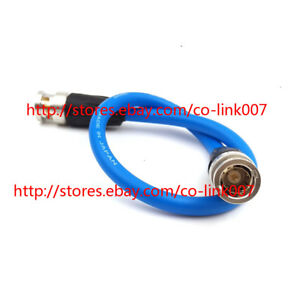 30cm 75ohms Video Cable SDI IN/OUT Cable HD SDI Cable Monitor Video Cable 12""