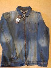 firetrap medium denim jacket men