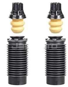 Genuine Fiat 500 C 07-14 Front Shock Absorber Dust Rubber Boot Kit 51827031
