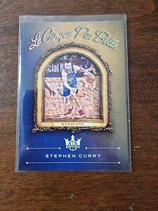 Stephen Currie Le Cinque Piu Belle 20-21 Court Kings mint condition