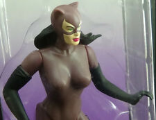Batman CATWOMAN - Legends of, Sealed Kenner Mint Action Figure on Near Card '95