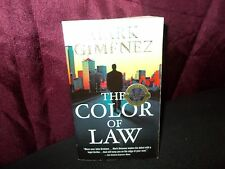 The Color of Law by Mark Gimenez (2006, Paperback)