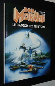 BOB MORANE LE DRAGON DES FENSTONE EO 1988 VERNES CORIA LOMBARD