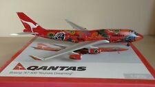 1/200  Quantas Boeing B747-400 Herpa Wings 550505