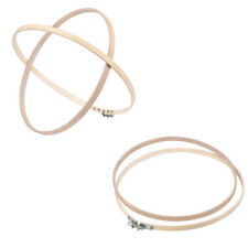 30.5cm Tambour Broder Broderie Croix Point Hoop Anneau Cercle Bamboo Couture NF