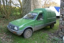 CITROEN C15 BREAKING MOST PARTS AVAILABLE - DELIVERY / OWN COURIER POSSIBLE
