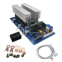 48V 5500W Pure Sine Wave Inverter Driver Mainboard with MOS Pipe