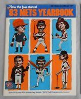 1983 New York Mets Yearbook