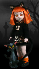 MEZCO Living Dead Dolls Jinx and her Hellcat NIB Factory SEALED